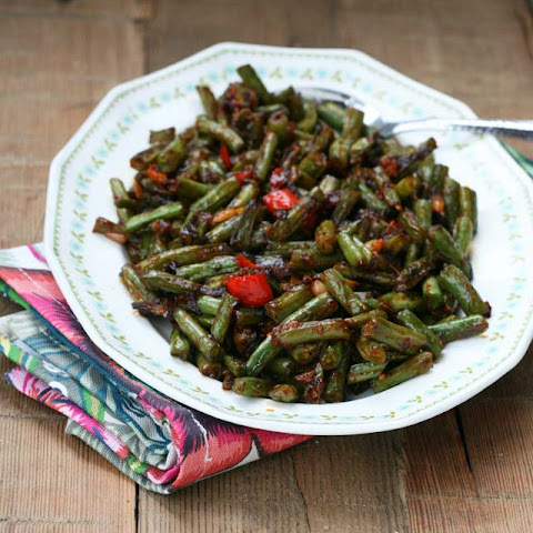 Spicy Green Bean Appetizer