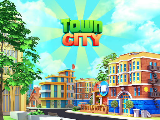 Town City - Village Building Sim Paradise Game 4 U screenshot 6
