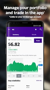 Yahoo Finance: Real-Time Stocks & Investing News