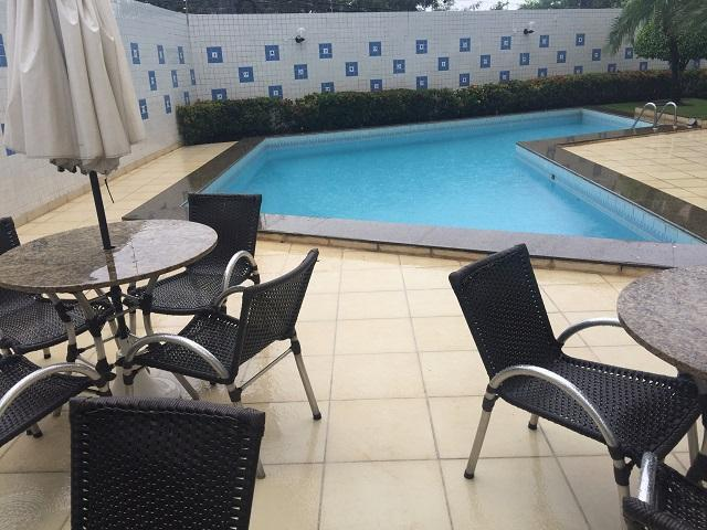 Apartamento residencial à venda, Stiep, Salvador.