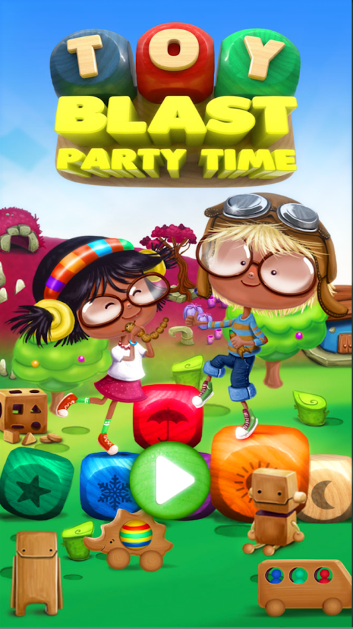 Toy Blast Party Time (Ad Free) Screenshot 7