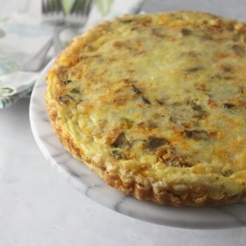 Chile Relleno Quiche