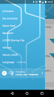 Screenshot of Login 2015