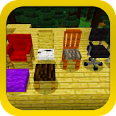 Game Modern furniture! Mod for Minecraft! apk for kindle fire