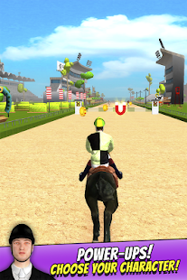 OMG Horse Races Game - screenshot