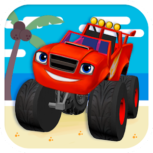 Monster machines for kids Icon