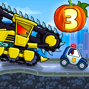 Car Eats Car 3 – Racing Game For PC (Windows & MAC)