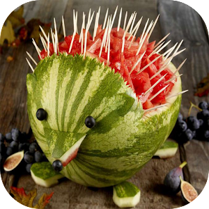 Download DIY Carving Fruits For PC Windows and Mac