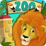 Zoo Time for Kids Icon