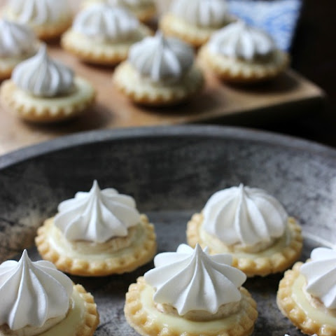 Sweet Cream Banana Tartlets