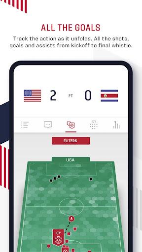 U.S. Soccer For PC