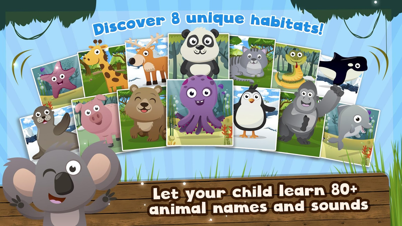 Animal Sounds Screenshot 1