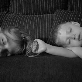 It's been that sort of day. by James Hunt - Babies & Children Toddlers