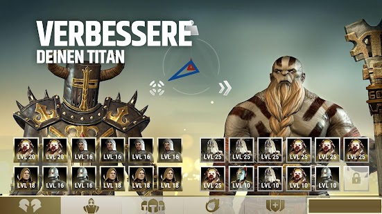 Dawn of Titans - Episches Kriegsstrategiespiel Screenshot