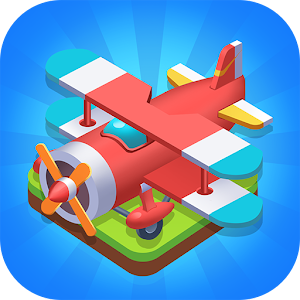 Merge Plane - Click & Idle Tycoon For PC (Windows & MAC)