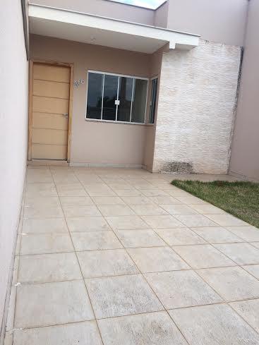 Casa residencial à venda, São Pedro, Londrina - CA0239.
