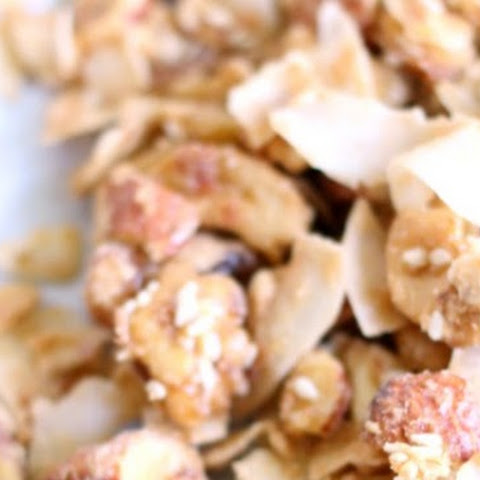 Maple Nut Clusters