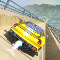 Mega Ramp Car Stunts Free For PC