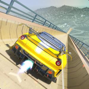 Mega Ramp Car Stunts Free For PC (Windows & MAC)