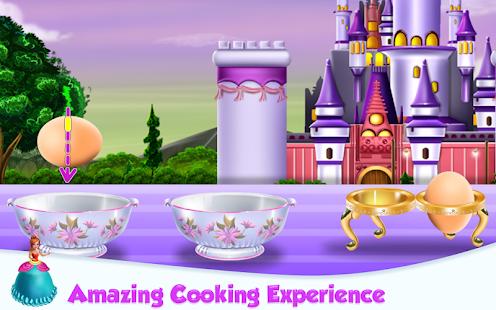 Game Princesses Cake Cooking APK for Windows Phone