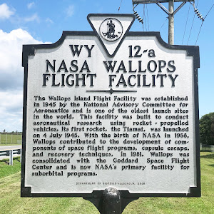 WY 12-aNASA WALLOPSFLIGHT FACILITYThe Wallops Island Flight Facility was establishedin 1945 by the National Advisory Committee forAeronautics and is one of the oldest launch sitesin the world. The ...