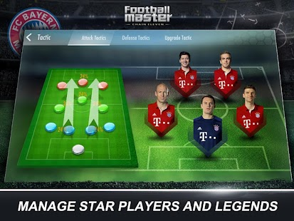Download Football Master - Chain Eleven APK for Laptop