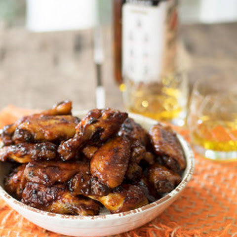 bayou bourbon maple bourbon glazed chicken wings recipes yummly ...