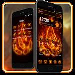 Fantasy Feuer Thema Icon