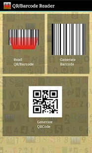 Barcode and QR Scan & Genrator - screenshot