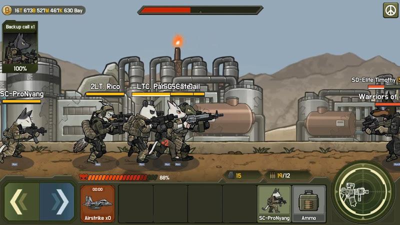 BAD 2 BAD: DELTA Screenshot 3
