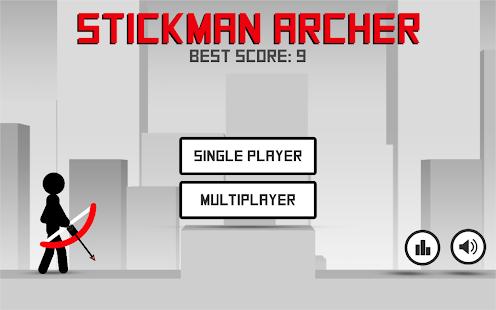 Game Stickman Archer apk for kindle fire