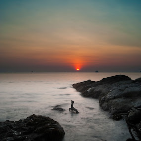 I find the light .. by Ariff Ismail - Landscapes Sunsets & Sunrises