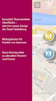 Screenshot of mein Heidelberg