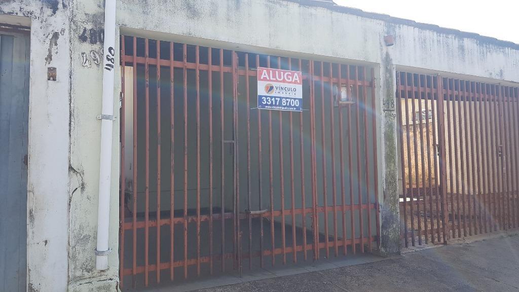 Casa para alugar, 51 m² por R$ 500,00/mês - Parque das Américas - Uberaba/MG