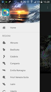 Meteo WebCam Live screenshot for Android