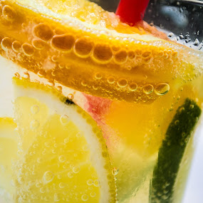 Limonade by Péter Nagy - Food & Drink Alcohol & Drinks ( drink. bevarage, limonade, nikon, lemon )
