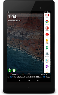 Ivy (Sidebar, Widgets, RSS) Screenshot
