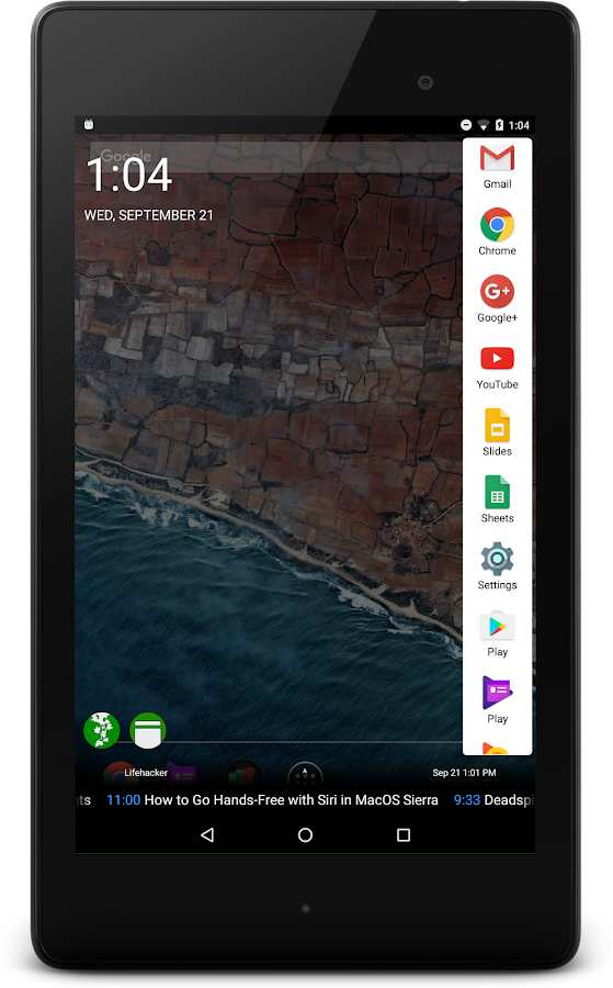 Ivy (Sidebar, Widgets, RSS) Screenshot 4