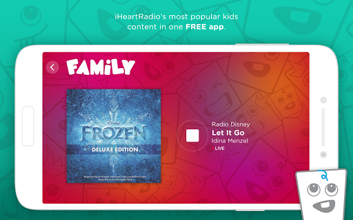 iHeartRadio Family Apk Download Free for PC, smart TV