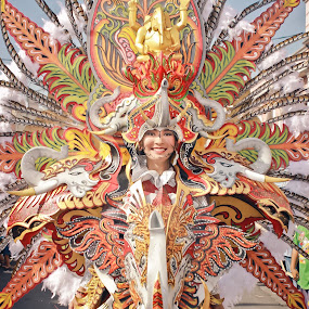 salatiga nation carnival 2013  by Arya Dhitya - News & Events World Events ( glamour, fashion, indonesia, salatiga, costume, java, beauty )