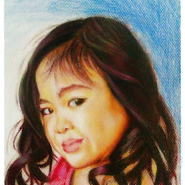 Sofia by Apple Apps - Drawing All Drawing ( child, pretty girl, friendship, people, portrait )