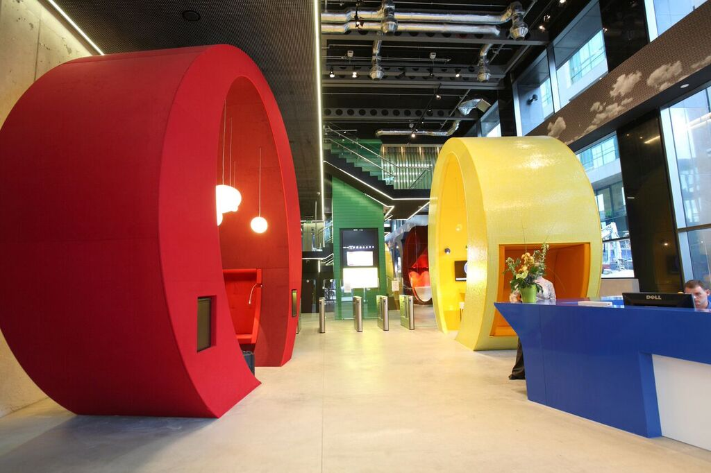 google head office dublin. Google Head Office Dublin