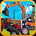 PK Tractor Excavator Simulator