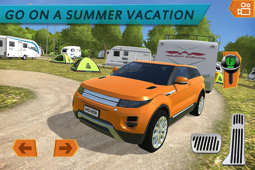 Camper Van Truck Simulator For PC