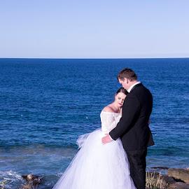 Safe by Mel Stratton - Wedding Bride & Groom ( love, wedding, marriage, bride, groom,  )