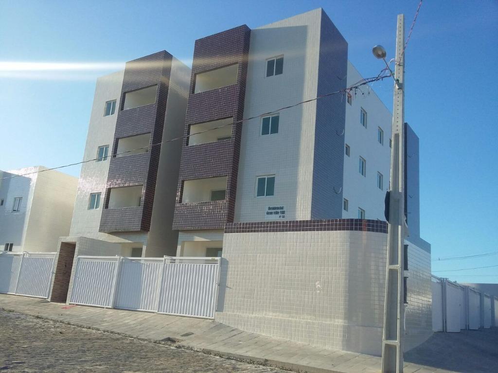 Apartamento residencial à venda, Funcionários II, João Pesso
