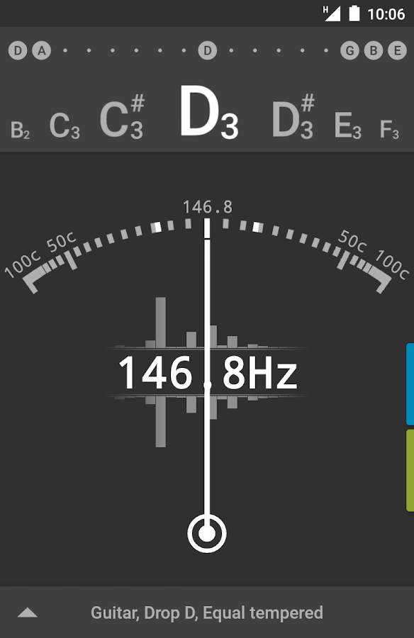 Tuner - gStrings Free Screenshot 0
