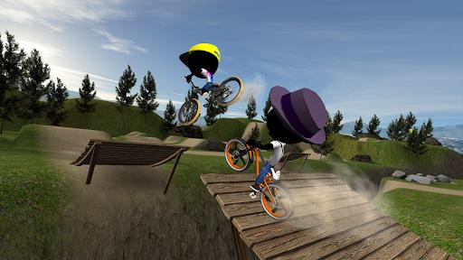 Stickman Bike Battle For PC