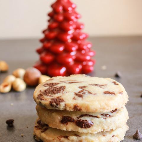 Shortbread Cookie Nutella | Shortbread Cookies, Cookie Bars and Cookie ...