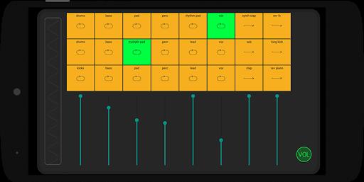 DJ Loop Pads - screenshot